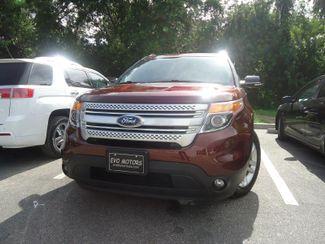 2015 Ford Explorer XLT. NAVIGATION. LEATHER. PWR TAILGATE SEFFNER, Florida 6