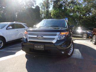 2015 Ford Explorer XLT 4X4. LEATHER. NAVIGATION SEFFNER, Florida 6