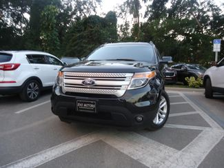 2015 Ford Explorer XLT. 4X4 . LEATHER. NAVIGATION SEFFNER, Florida 6