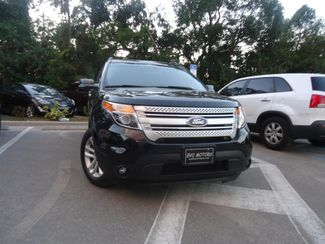 2015 Ford Explorer XLT. 4X4 . LEATHER. NAVIGATION SEFFNER, Florida 8