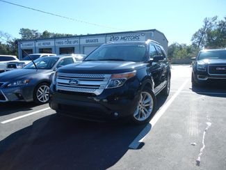 2015 Ford Explorer XLT LEATHER. PANORAMIC. PWR TAILGATE SEFFNER, Florida
