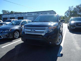2015 Ford Explorer XLT LEATHER. PANORAMIC. PWR TAILGATE SEFFNER, Florida 6