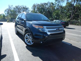 2015 Ford Explorer XLT LEATHER. PANORAMIC. PWR TAILGATE SEFFNER, Florida 7