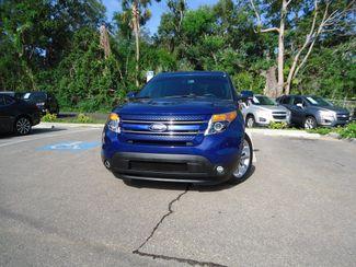 2015 Ford Explorer Limited SEFFNER, Florida