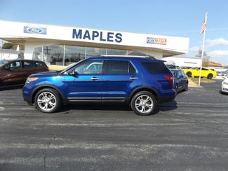 2015 Ford Explorer Limited Warsaw, Missouri