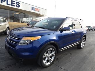 2015 Ford Explorer Limited Warsaw, Missouri 1