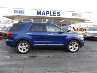 2015 Ford Explorer Limited Warsaw, Missouri 11