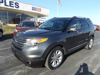 2015 Ford Explorer Limited Warsaw, Missouri 1