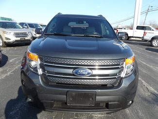 2015 Ford Explorer Limited Warsaw, Missouri 2