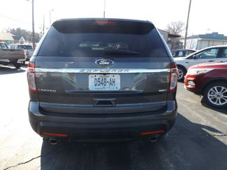 2015 Ford Explorer Limited Warsaw, Missouri 4