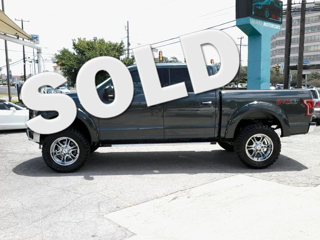 2015 Ford F-150 5.0 V8 Lariat FX4  lifted San Antonio, Texas 0