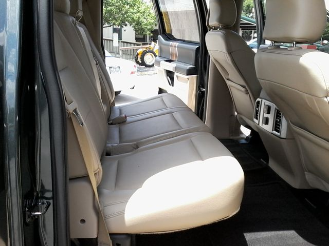 2015 Ford F-150 5.0 V8 Lariat FX4  lifted San Antonio, Texas 10