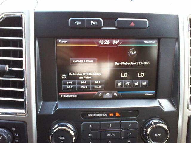 2015 Ford F-150 5.0 V8 Lariat FX4  lifted San Antonio, Texas 16