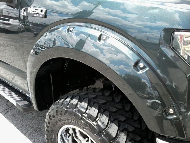 2015 Ford F-150 5.0 V8 Lariat FX4  lifted San Antonio, Texas 30
