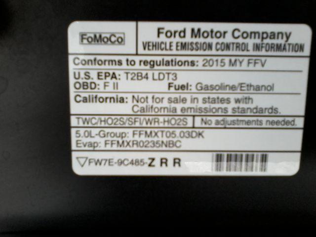2015 Ford F-150 5.0 V8 Lariat FX4  lifted San Antonio, Texas 41