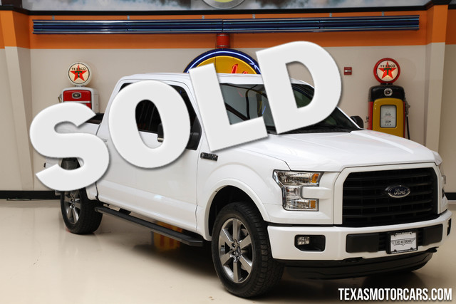2015 Ford F-150 XLT This 2015 Ford F-150 XLT is in great shape with only 31 460 miles The F-150