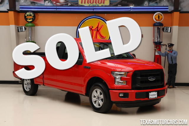 2015 Ford F-150 XL This Carfax 1-Owner 2015 Ford F-150 XL is in great shape with only 15 353 mile