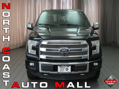 2015 Ford F-150 Platinum in Akron, OH