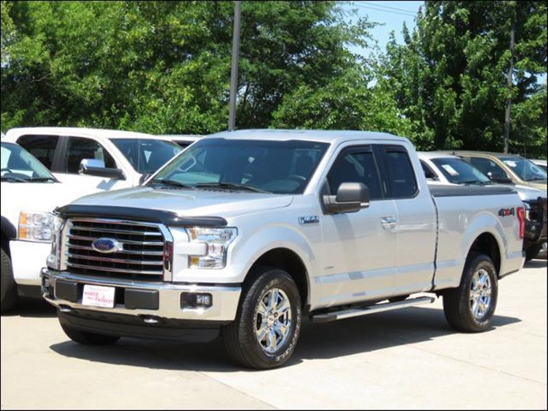 2015 Ford F-150 4WD SuperCab EcoBoost Chrome Pkg in Ankeny IA