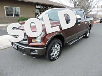2015 Ford F-150 Lariat Bend, Oregon