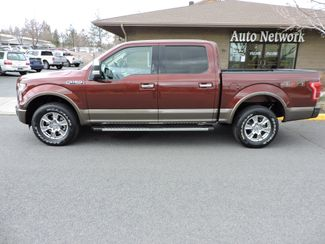 2015 Ford F-150 Lariat Bend, Oregon 1