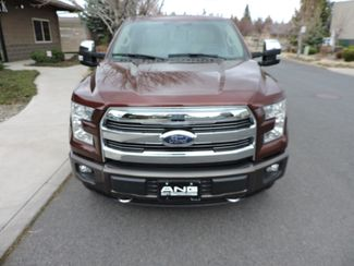 2015 Ford F-150 Lariat Bend, Oregon 4
