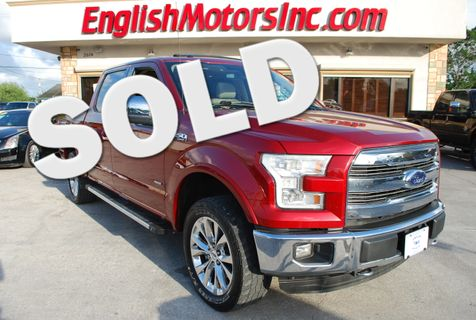 2015 Ford F-150 Lariat FX4 in Brownsville, TX