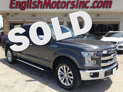 2015 Ford F-150 Lariat FX4 Pkg in Brownsville, TX