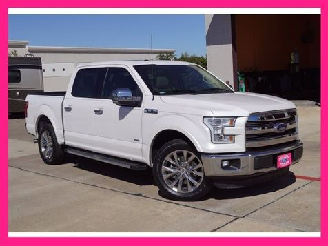 2015 Ford F-150 Lariat in Bryan-College Station