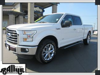 2015 Ford F-150 XLT 4WD 3.5 V6 ECO *NAVIGATION* Burlington, WA