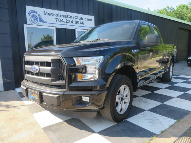 2015 Ford F-150 XL Charlotte-Matthews, North Carolina 0