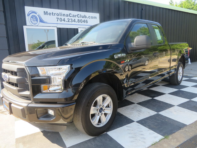 2015 Ford F-150 XL Charlotte-Matthews, North Carolina 1