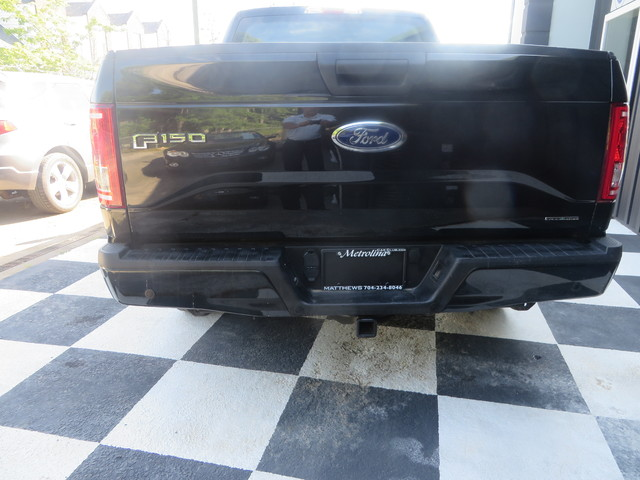 2015 Ford F-150 XL Charlotte-Matthews, North Carolina 11