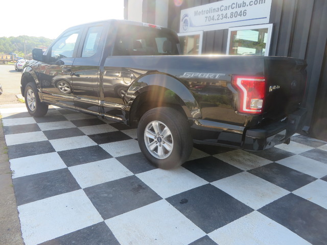 2015 Ford F-150 XL Charlotte-Matthews, North Carolina 3