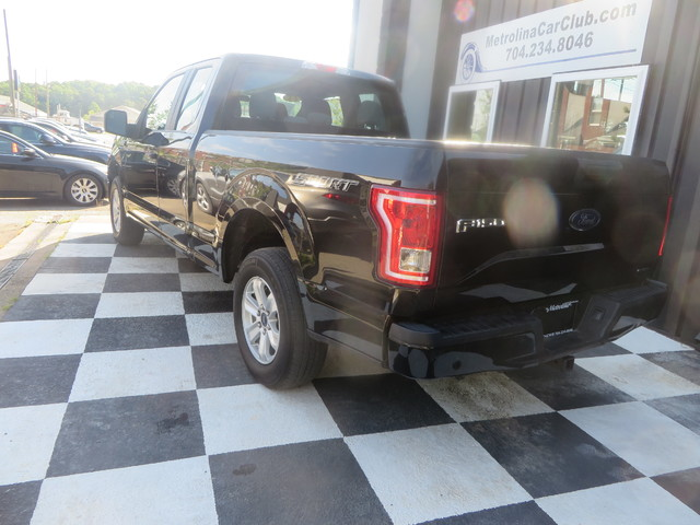 2015 Ford F-150 XL Charlotte-Matthews, North Carolina 4