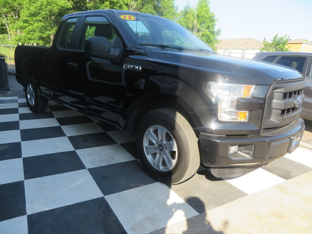 2015 Ford F-150 XL Charlotte-Matthews, North Carolina 5
