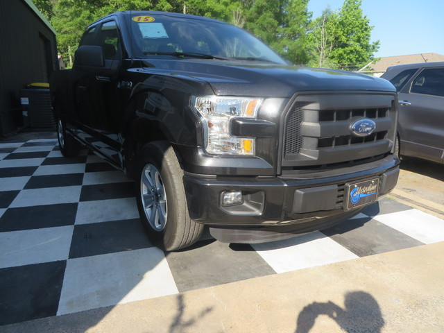 2015 Ford F-150 XL Charlotte-Matthews, North Carolina 6