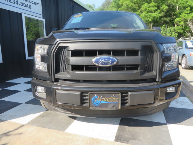 2015 Ford F-150 XL Charlotte-Matthews, North Carolina 7