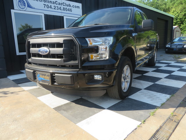 2015 Ford F-150 XL Charlotte-Matthews, North Carolina 8