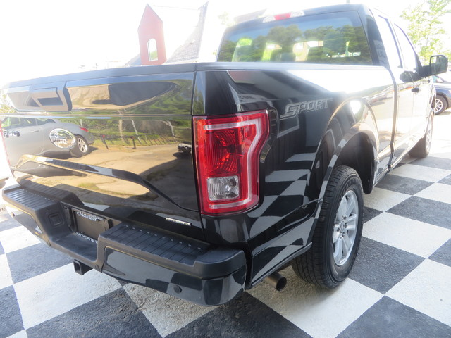 2015 Ford F-150 XL Charlotte-Matthews, North Carolina 9