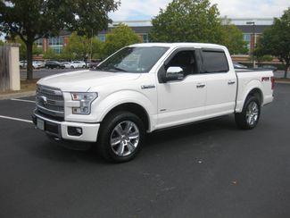 2015 Ford F-150 Platinum Conshohocken, Pennsylvania 1