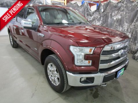 2015 Ford F-150 Lariat in , ND