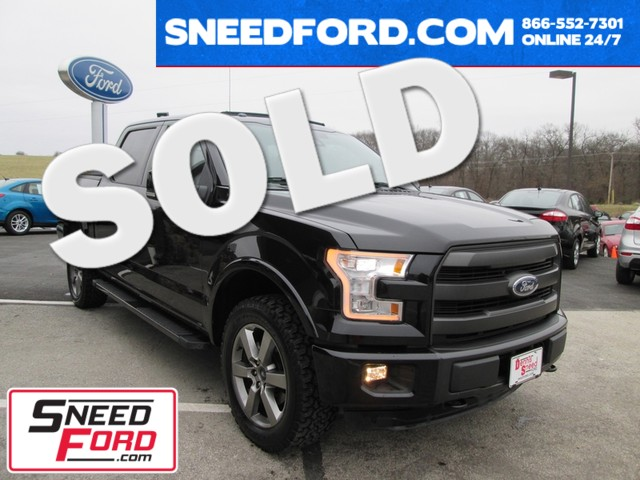 2015 Ford F 150 Gower Mo 54 492