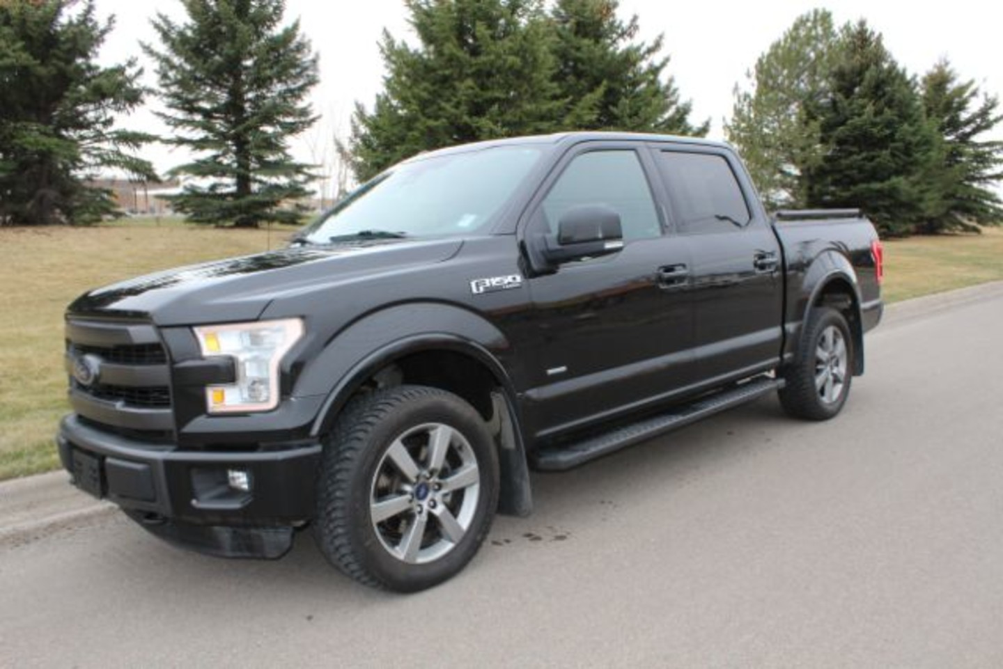 2015 ford f 150 lariat city mt bleskin motor company. Black Bedroom Furniture Sets. Home Design Ideas