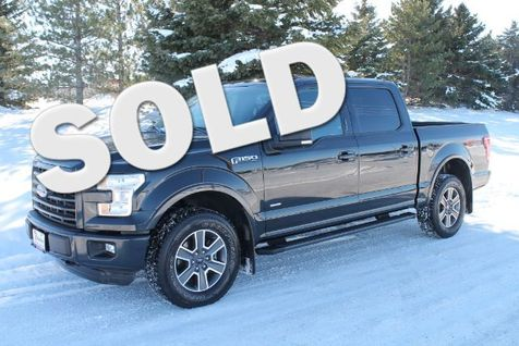 2015 Ford F-150 FX4 SuperCrew 5.5ft. bed 4WD in Great Falls, MT