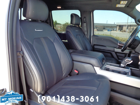 2015 Ford F-150 Platinum in Memphis, Tennessee