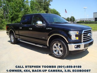 2015 Ford F-150 XLT, 1-OWNER, 4X4, 3.5L ECOBOOST, BACK-UP CAM in  Tennessee