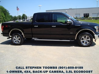 2015 Ford F-150 XLT, 1-OWNER, 4X4, 3.5L ECOBOOST, BACK-UP CAM in Memphis, Tennessee