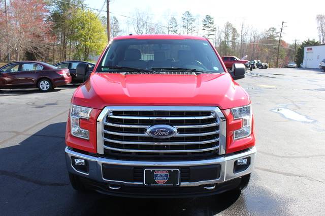 """2015 Ford F-150 XLT SuperCrew 4x4 - 20"""" WHEELS - REMOTE START~ Mooresville , NC 15"""