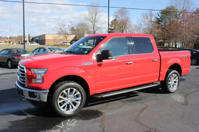 """2015 Ford F-150 XLT SuperCrew 4x4 - 20"""" WHEELS - REMOTE START~ Mooresville , NC 22"""